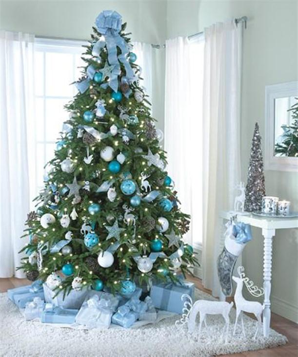 Elegant Christmas Trees Decoration Ideas 5