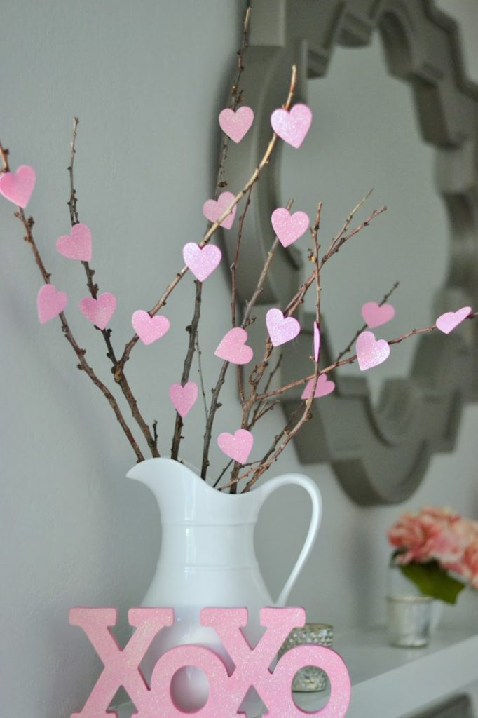 diy-heart-tree