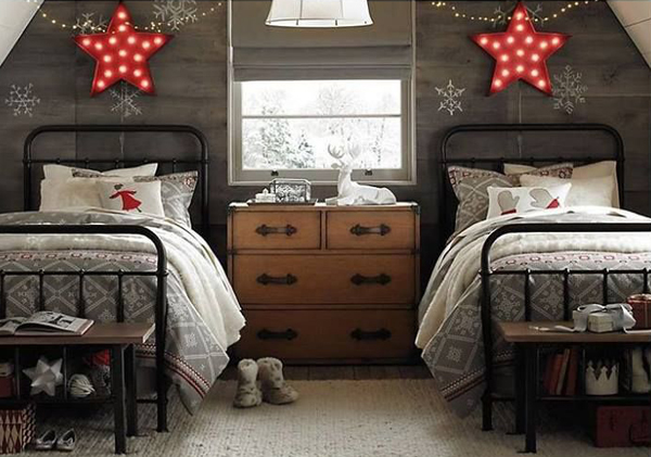 kids-room-christmas-decor-ideas-24