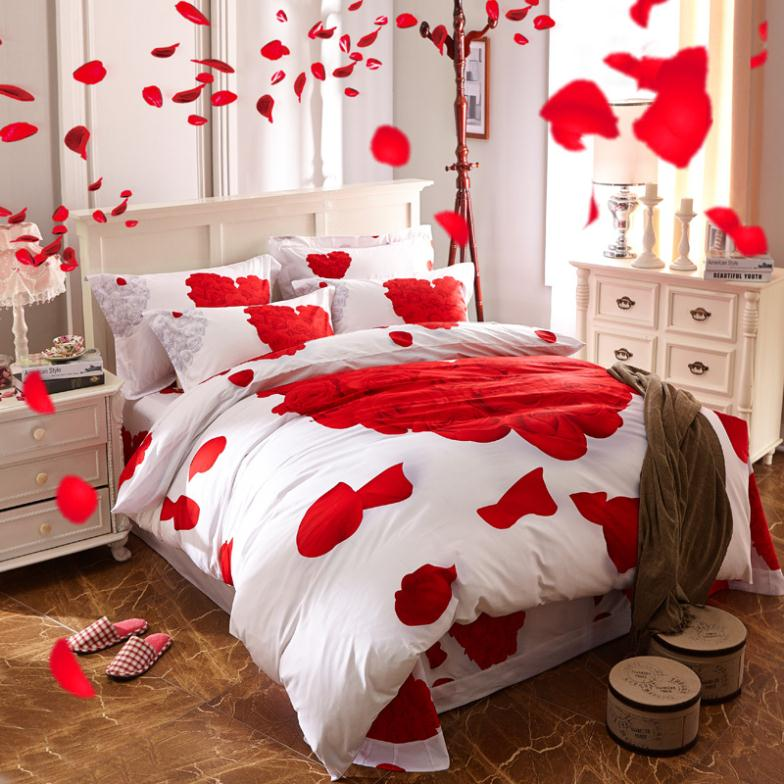 Delicieux Romantic Valentines Bedroom Decorating Ideas 16