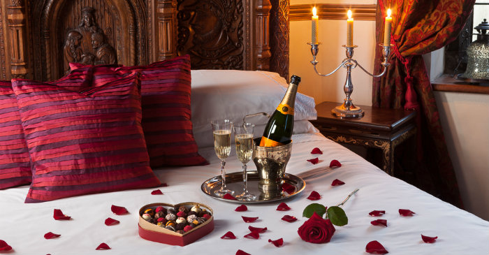 25 romantic valentines bedroom decorating ideas, Ideas