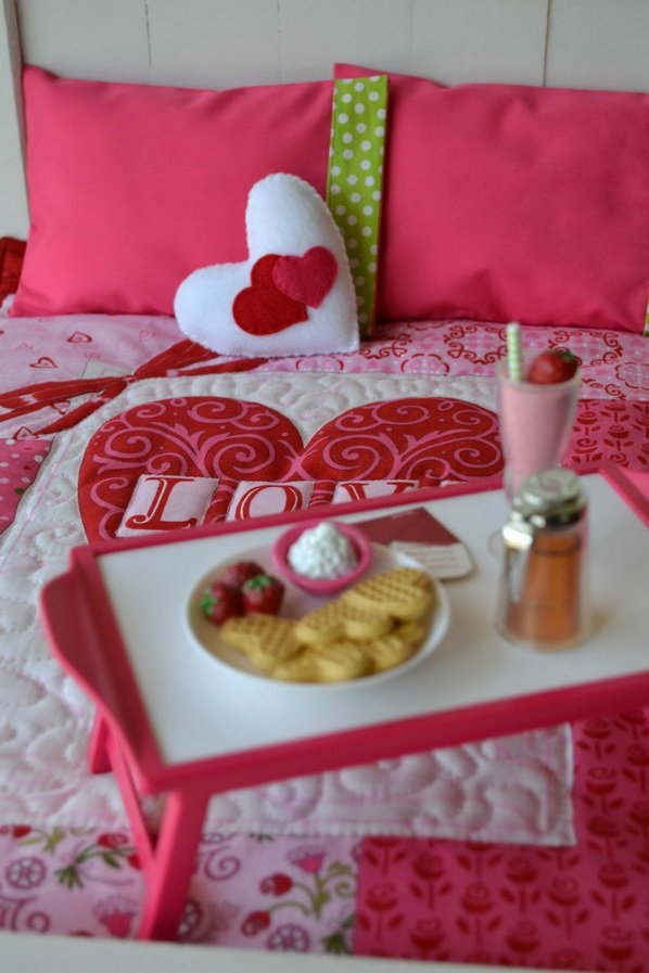 Merveilleux Romantic Valentines Bedroom Decorating Ideas 22