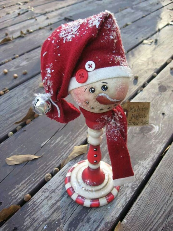 snowman-christmas-decoration-ideas-14