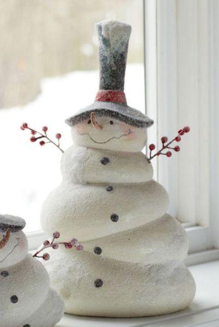 snowman-christmas-decoration-ideas-15