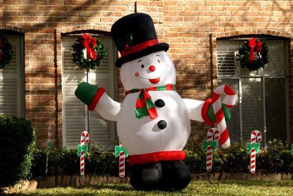 snowman-christmas-decoration-ideas-21