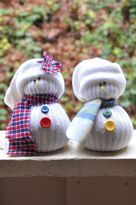 snowman-christmas-decoration-ideas-9