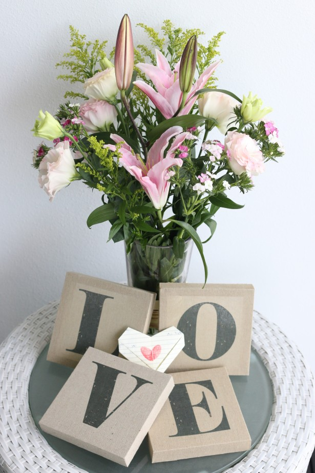 30 Valentine\'s Day Floral Arrangement Ideas