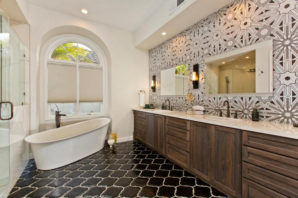 White-Master Bathroom
