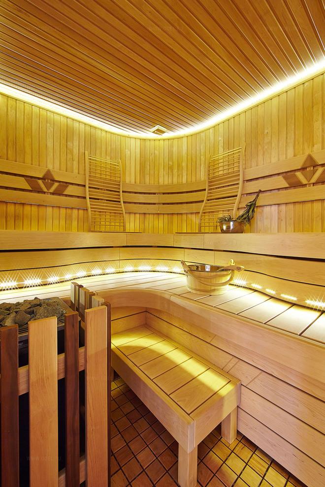 Contemporary Sauna Design