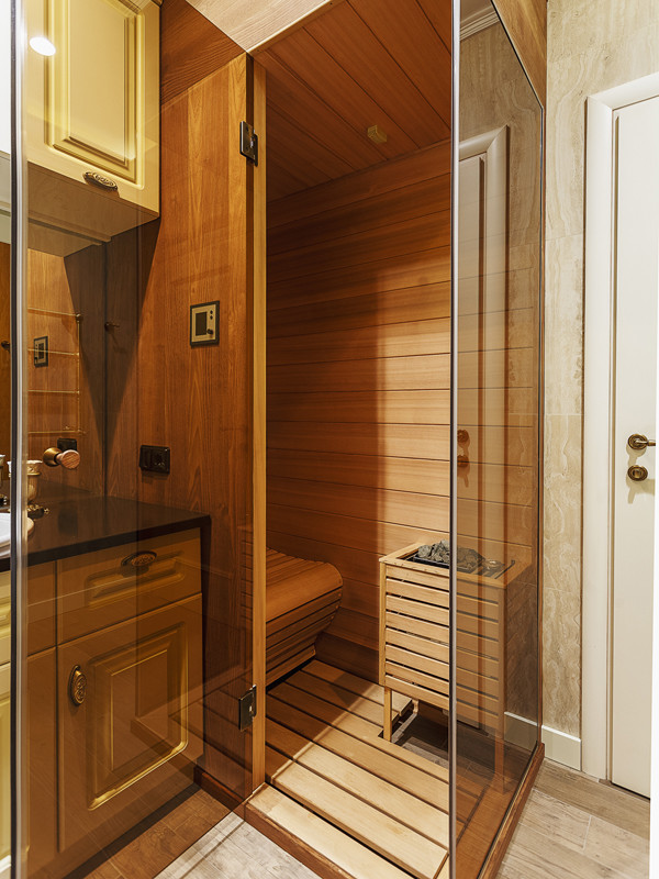 Farmhouse Sauna Design