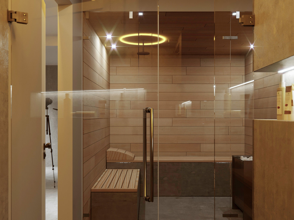 Scandinavian Sauna Design