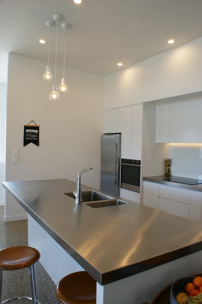 Industrial Kitchen Pantry Design