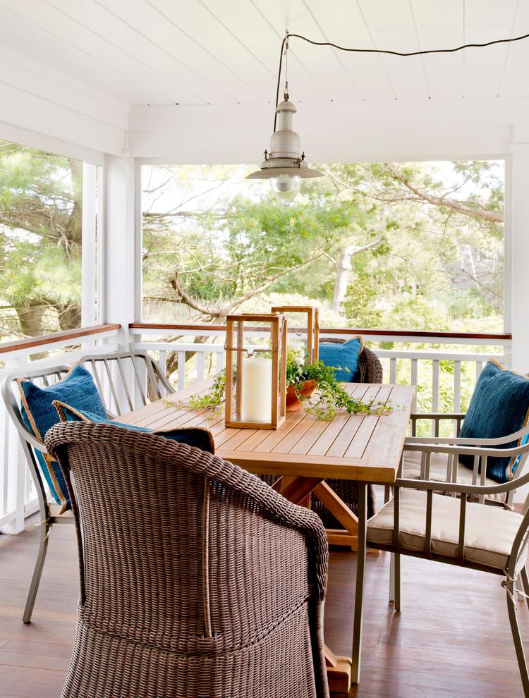 Traditional Balcony Design