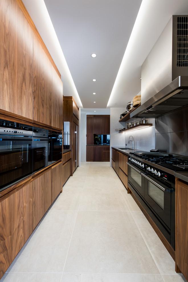 Tropical Kitchen Pantry Design