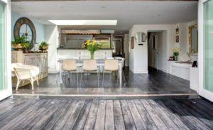 20 Impressive Wooden Patio Design Ideas