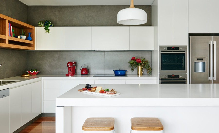 20 Fresh Modern Kitchen Design Ideas