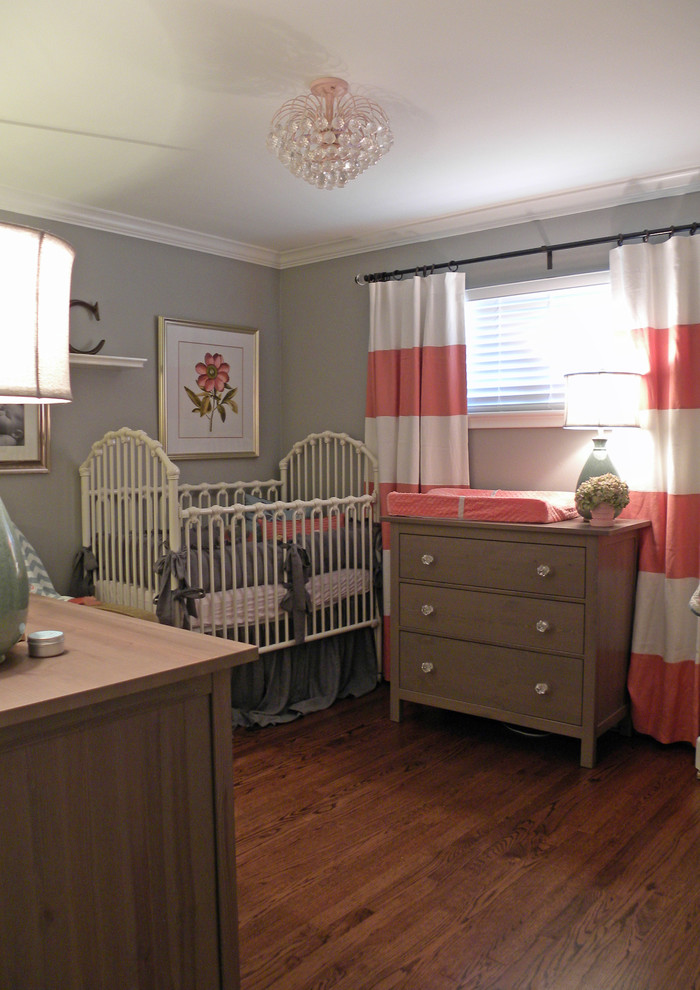 Baby Crib Design And Ideas Iron Crib in Contemporary Kids Bedroom