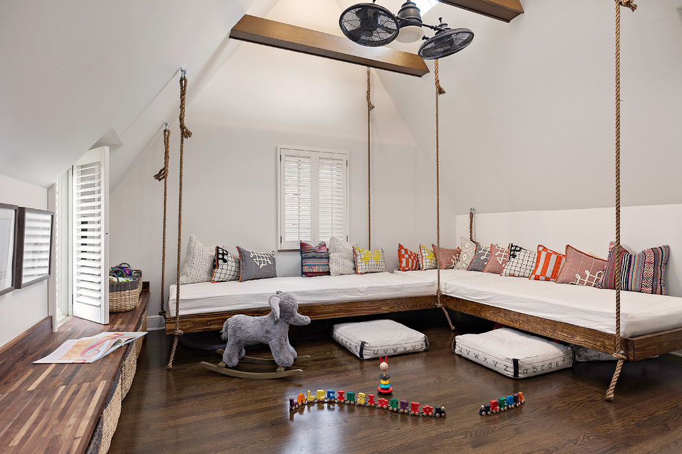 Transitional Kids Bedroom