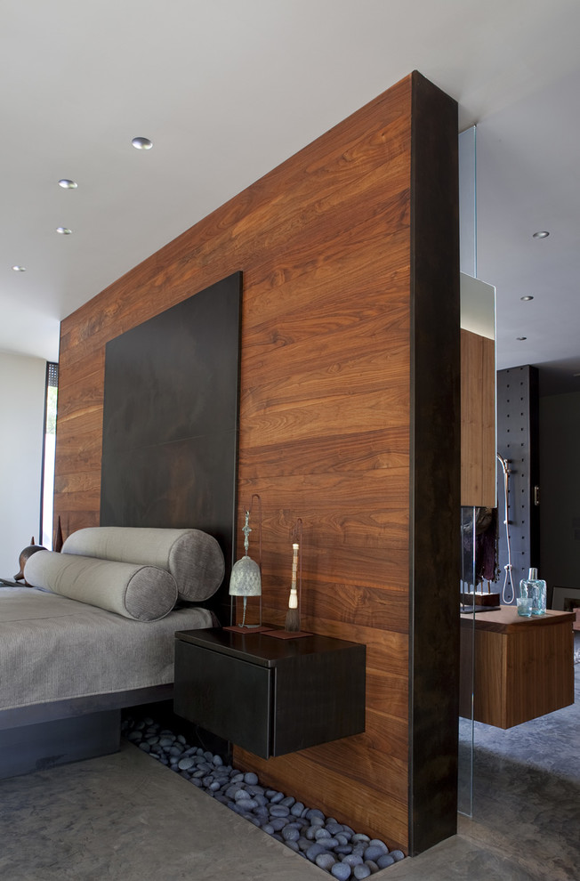 Contemporary Master Bedroom