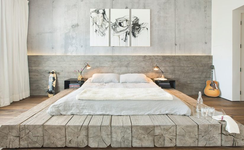 20 cool master bedroom designs collection 15009 | industrial master bedroom 825x510