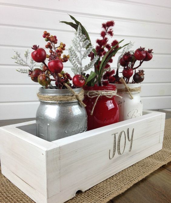 Red and White Christmas Decoration Ideas & 35 Christmas Decoration Ideas For 2017