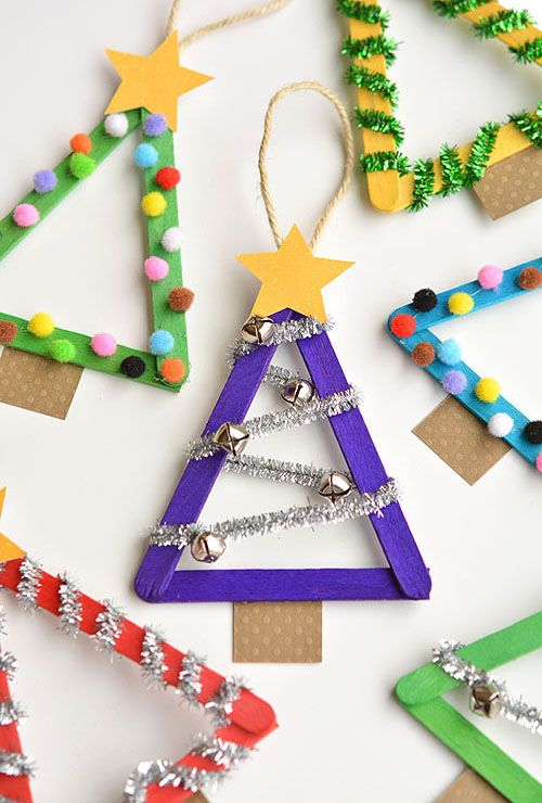 adorable diy christmas ornaments - Christmas Decoration Craft Ideas