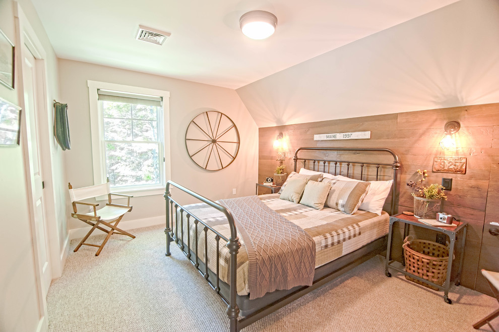 Craftsman Bedroom Design