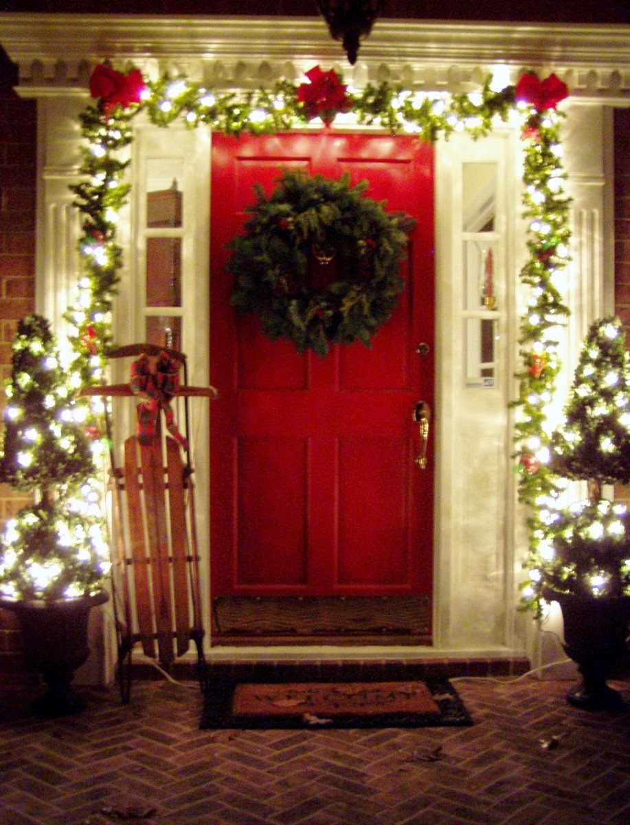 30 Outdoor Christmas Decoration Ideas Wow Decor