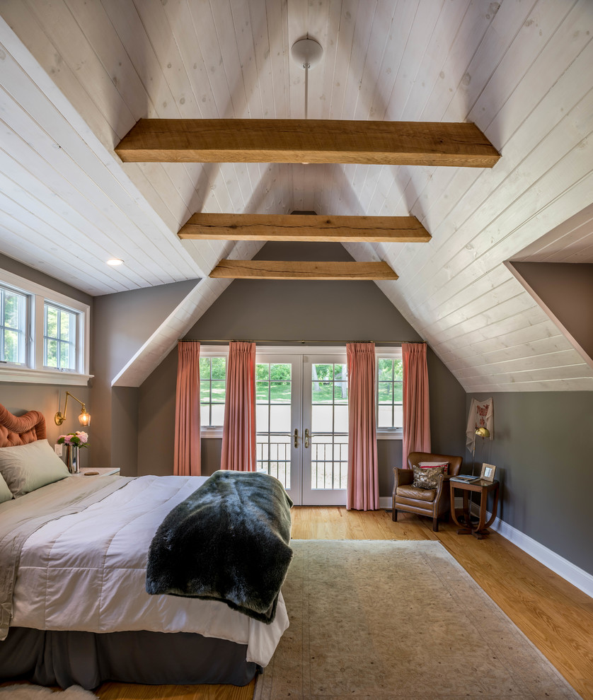 Farmhouse Bedroom Design