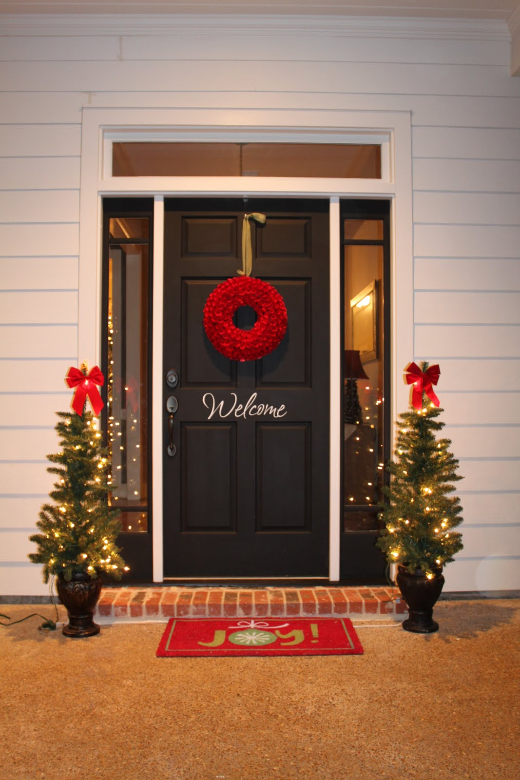 Outdoor Christmas Decoration Design