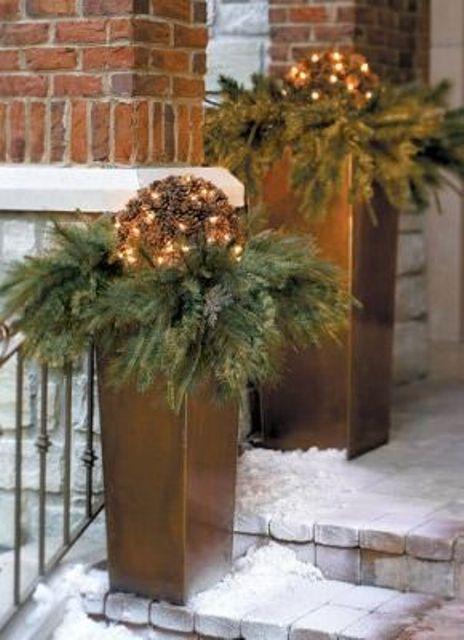 Outdoor Christmas Decorations idea