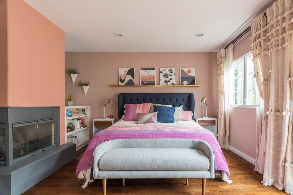 Shabby-Chic Style Bedroom Design