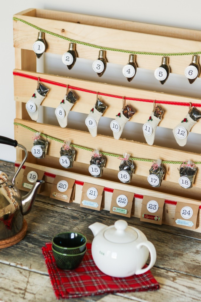 Tea Time Advent Calendar