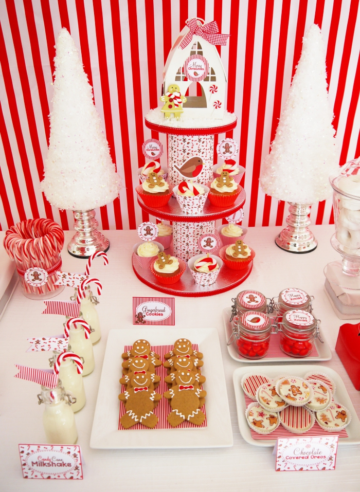 Christmas Candyland Theme Party Ideas