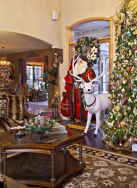 Christmas Living Room Decors