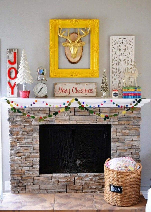 Christmas Living Rooms Decor