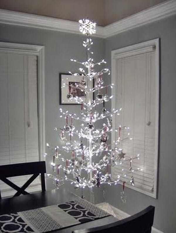 modern christmas tree ideas - Modern Christmas Decorating Ideas