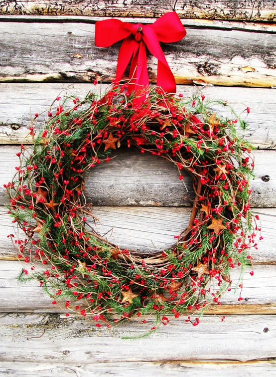 Rustic-Christmas-Wreath-Decorations