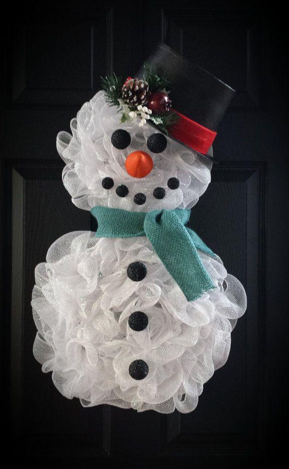 christmas decorations snowman