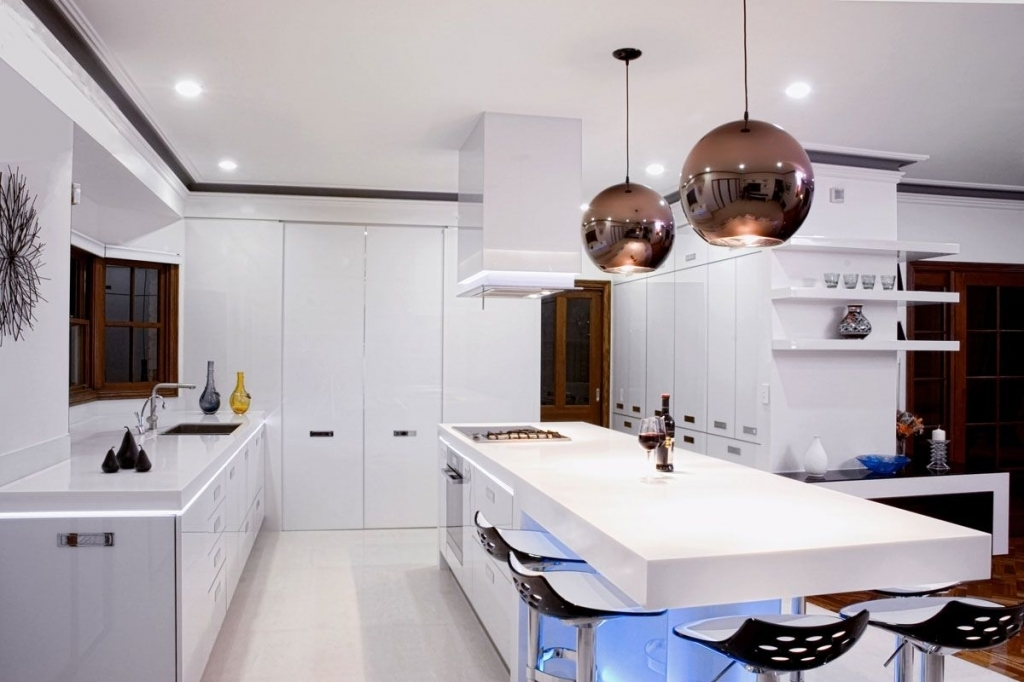 Contemporary Kitchen Island Pendant Lighting