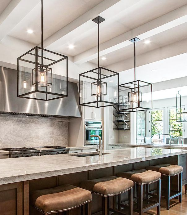 Small Kitchen Lighting Tips: 41 Best Kitchen Lighting Ideas · Wow Decor