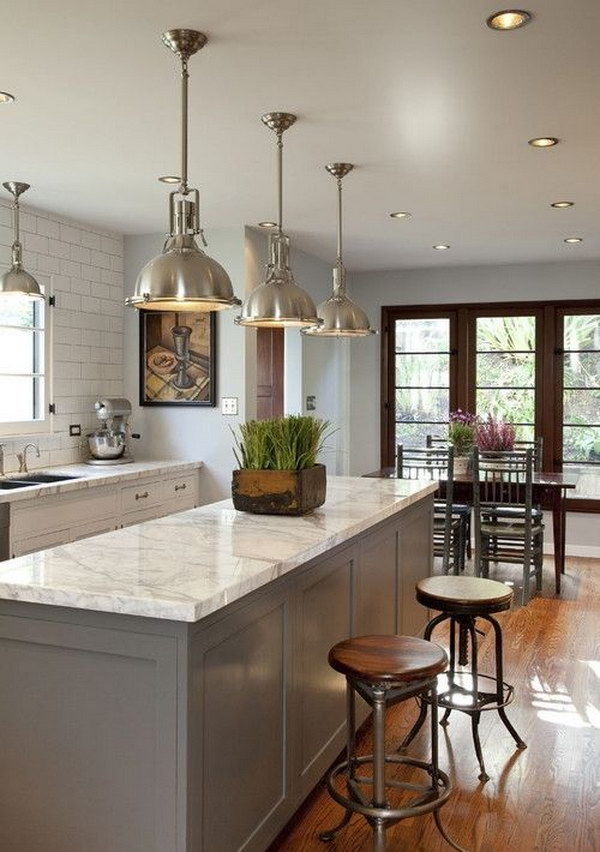 Best Kitchen Lighting Ideas (31)