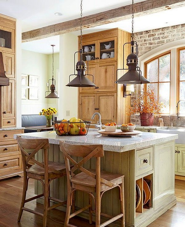 53 Kitchen Lighting Ideas: 41 Best Kitchen Lighting Ideas · Wow Decor