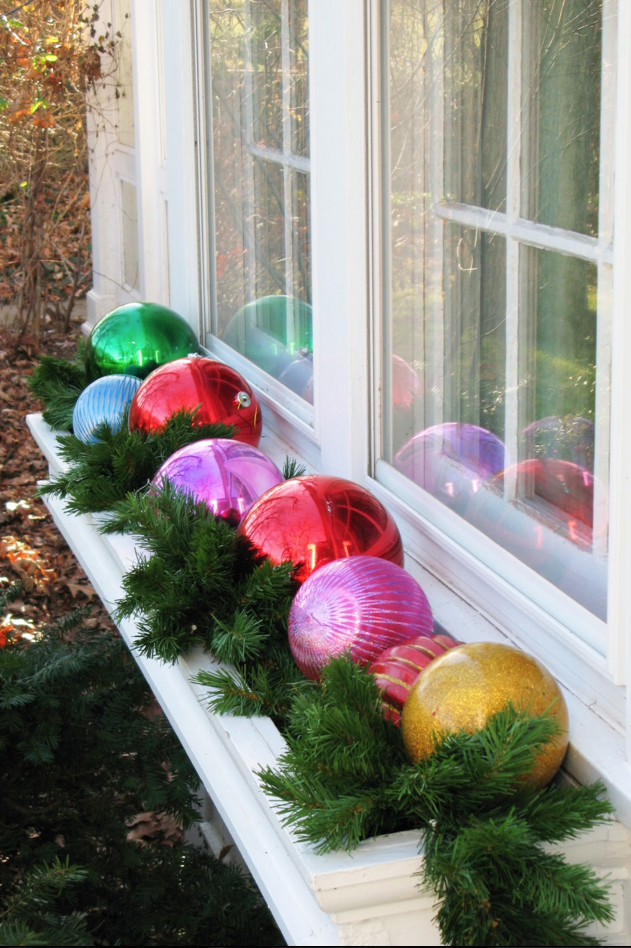 best outdoor christmas decorations 1 - Exterior Christmas Decorating Ideas
