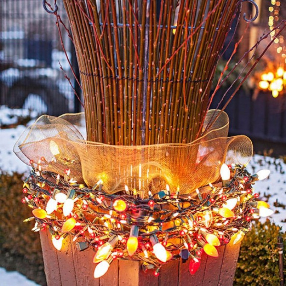 best outdoor christmas decorations 15 - Outdoor Christmas Decoration Ideas