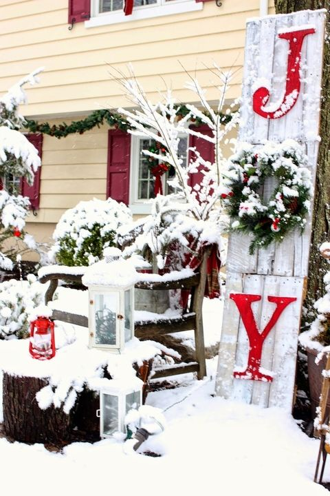Best Outdoor Christmas Decorations (20)