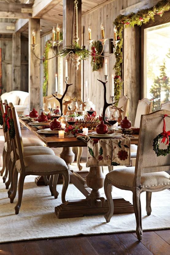 Christmas Decorating Ideas dwellingdecor