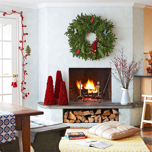 50 Christmas Living Room Decor Ideas