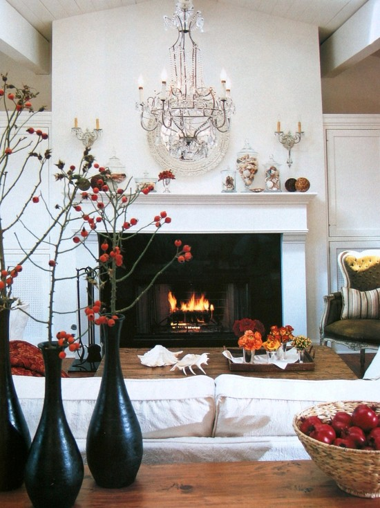 Christmas Living Room Decor Ideas (40)