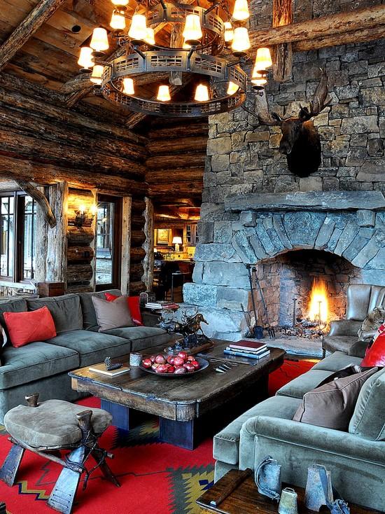 Christmas Living Room Decor Ideas (44)
